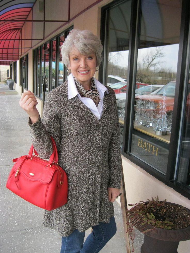 Pinterest Fashion For Women Over 60