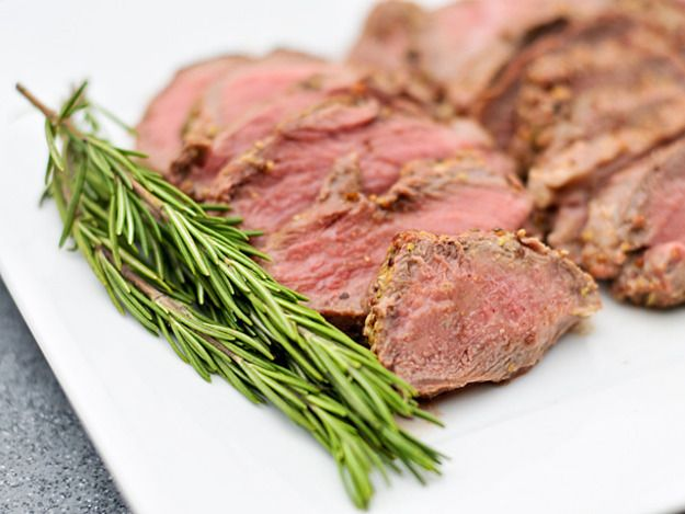 Grilled Butterflied Leg of Lamb with Rosemary, Garlic, and Mustard Cr ...