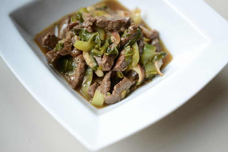 ... and Shiitake Stew (sub seitan, add asparagus or fiddleheads in spring