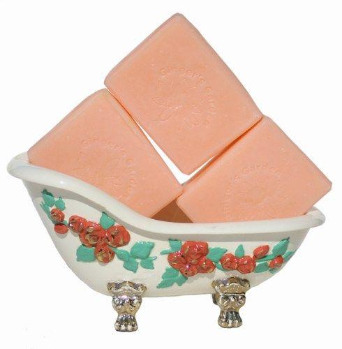 Stress Relief Handmade Artisan Soap Lavender Sage Ylang Orange Mint ...