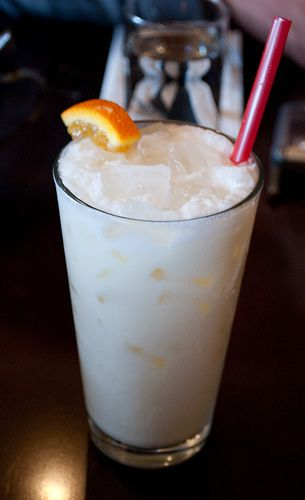 Ramos Gin Fizz | Louisiana Kitchen & Culture - my all time favorite ...