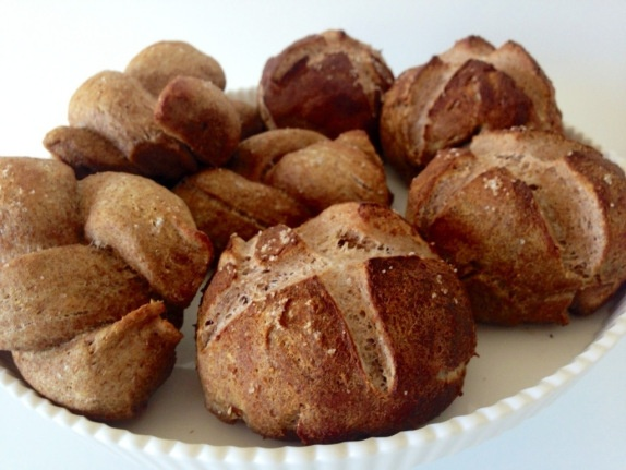 Homemade Pretzel Roll | Recipes | Pinterest