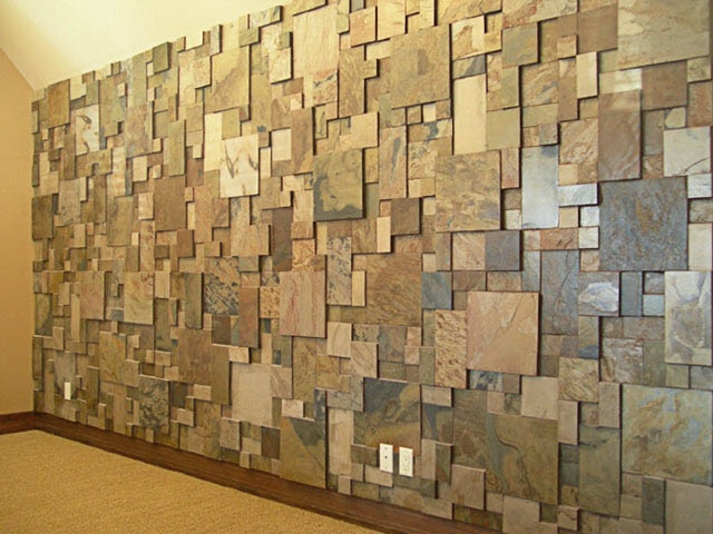 Interior Stone Walls For The Home Pinterest