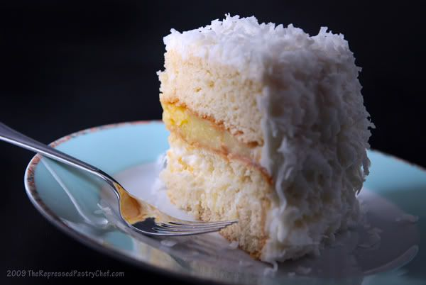 paula deen coconut cake with pineapple filling
