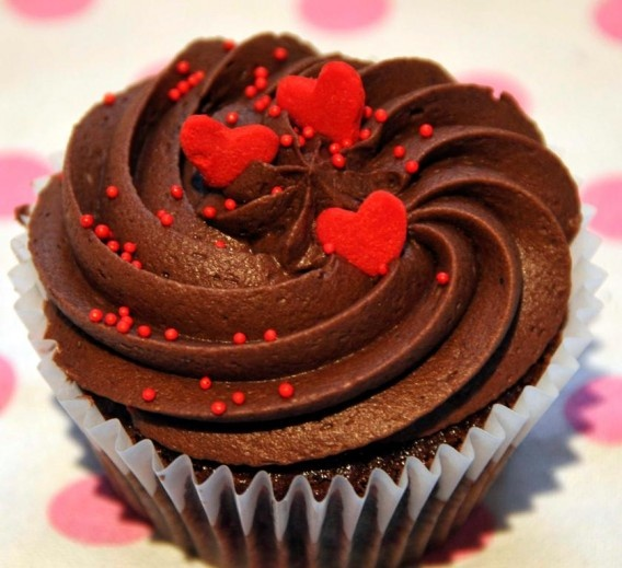 valentine's day cupcake delivery uk