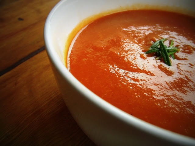 ... tomato soup with fregola and kale indian spiced cream of tomato soup