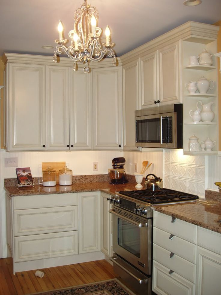 Beadboard with trim kitchen inspiration pinterest - Wainscoting kitchen cabinets ...