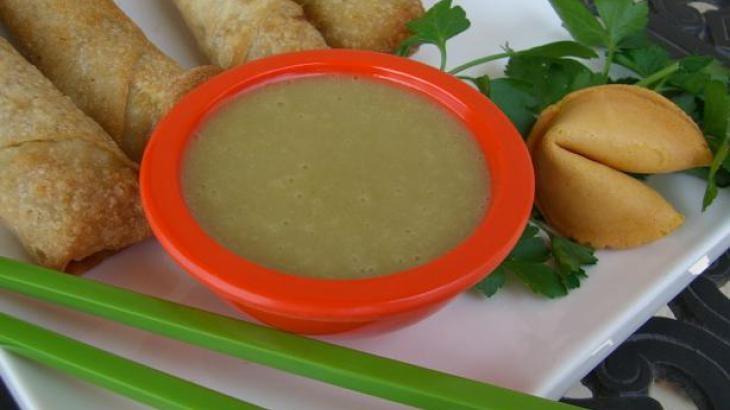 Wasabi Lime Dressing | Snacks & Appetizers | Pinterest