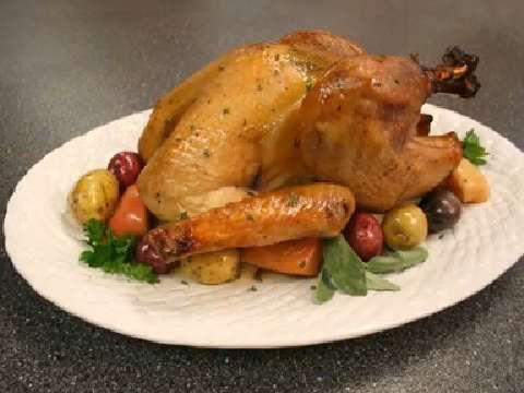 Cider-Brined Maple Turkey Allrecipes.com - I made this for ...