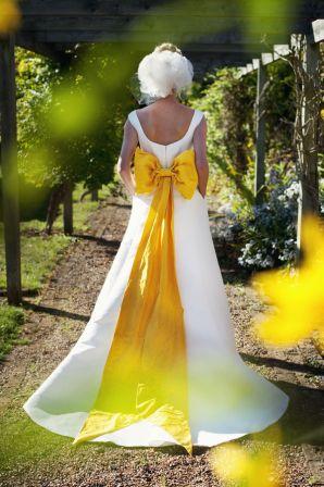 Yellow wedding dresses good day sunshine bridal shoot sunshine