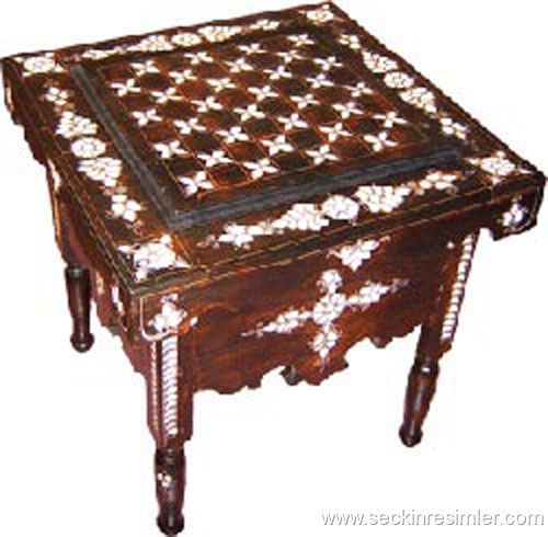 Pearl Coffee Table Mother Of Pearl Inlaid Art Pinterest