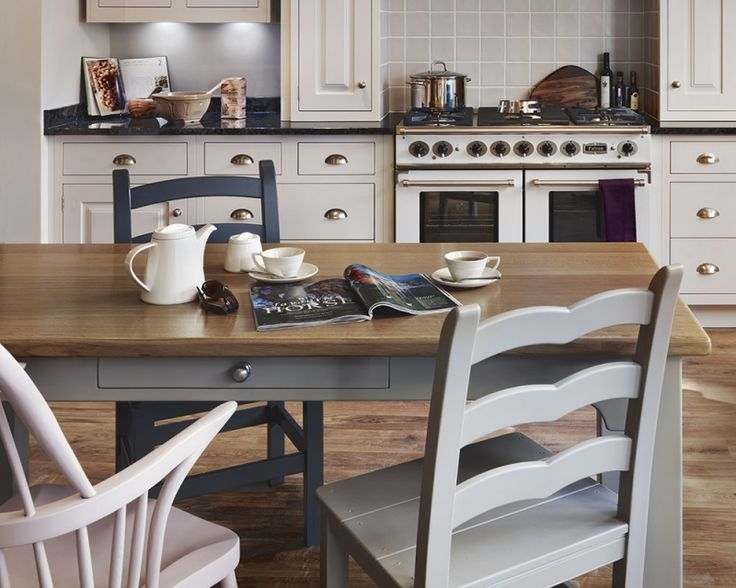 Kitchen Tables Painted Tables Country Kitchens Pinterest