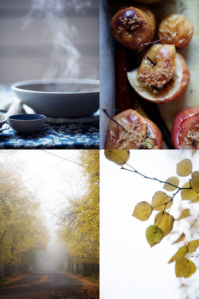 cider baked apples | recipes sweet | Pinterest