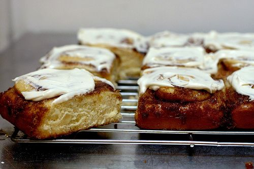 Cinnamon Swirl Buns | a little bit of a sweet tooth. | Pinterest