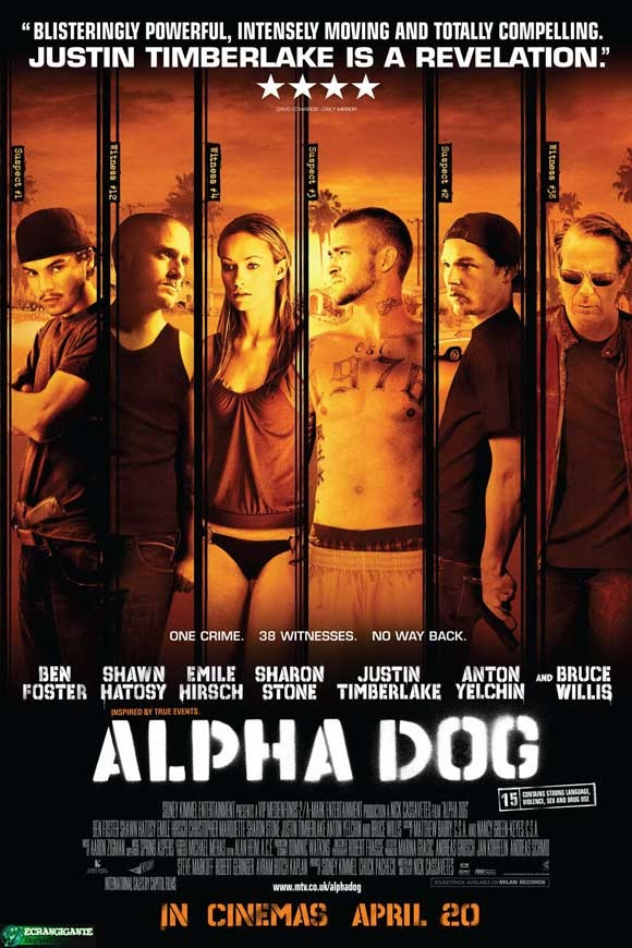 Movies Like Alpha Dog