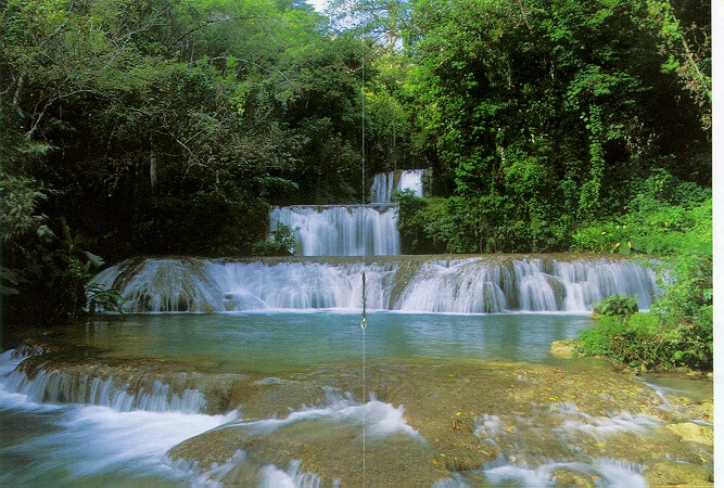 Experience ys falls in jamaica home sweet jamaica pinterest