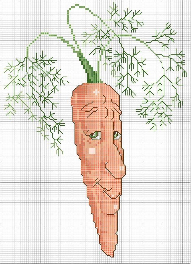 Не моркови никакой ключ