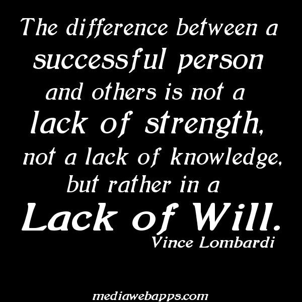 vince lombardi inspirational quotes quotesgram