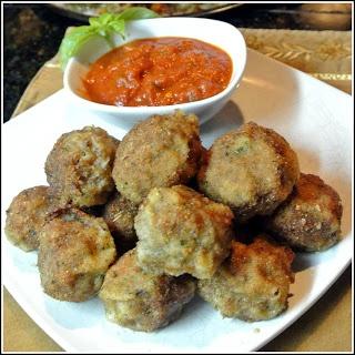 Ricotta Fried Meatballs   Gluten Free Main Dish Recipes   Pinterest