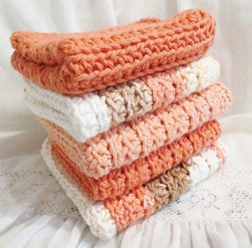Crochet Patterns Peaches And Cream Yarn Pakbit For