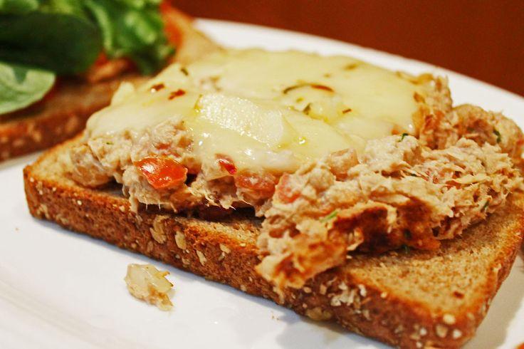 clean eating recipes - spicy tuna melt 2 | Cleeeaannnn---Big Girl Gon ...