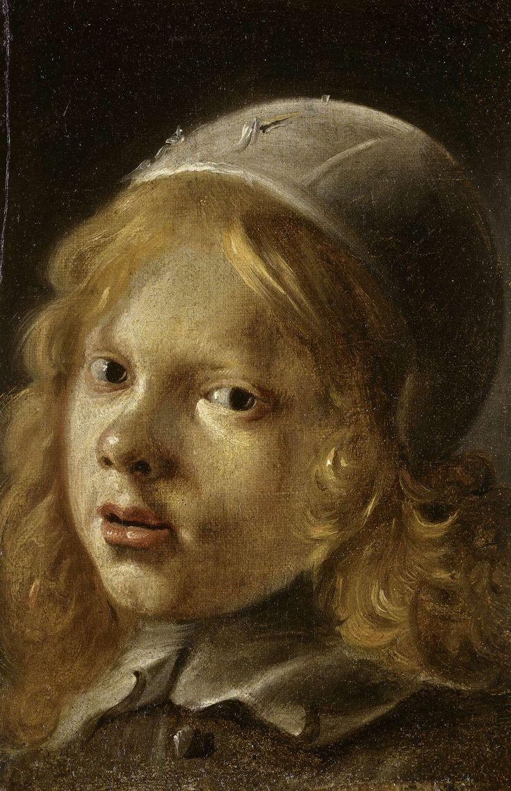 Moses ter Borch, Zelfportret (1660-61, Rijksmuseum, Amsterdam)