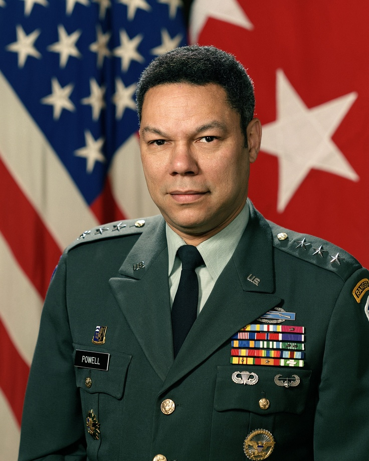 the leadership of colin powell Colin powel and leadership traits executive summary colin powell was an important army general in the united states armed forces after his service in the armed forces, he remained in national service by working under presidents of the nation and maintaining an important place in the united states government.