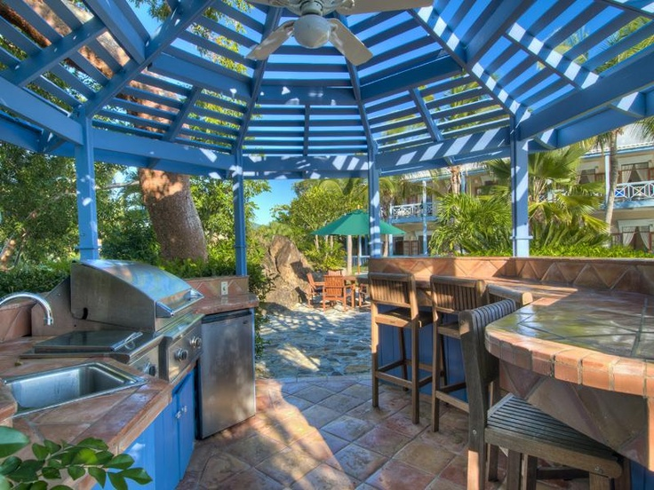Gazebo Backyard Bbq : Ultimate BBQ gazebo for the backyard  Cool Houses  Pinterest
