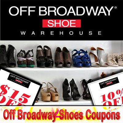 Off Broadway Shoes Coupons 2013 - http://offbroadwayshoescoupons.org