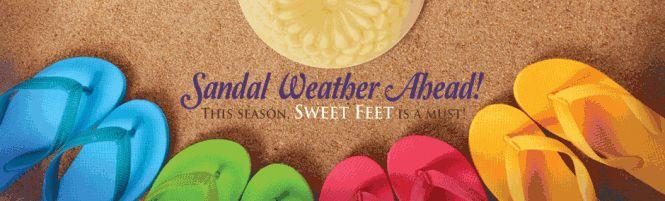 Sandal Weather Ahead! http://www.bumbleberryfarms.com/2012/06/04/sandal-weather-ahead-3/