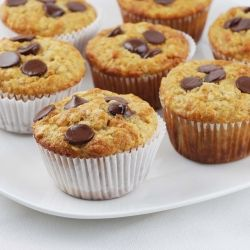 Buttermilk Oatmeal Muffins | Let's Get Baked | Pinterest