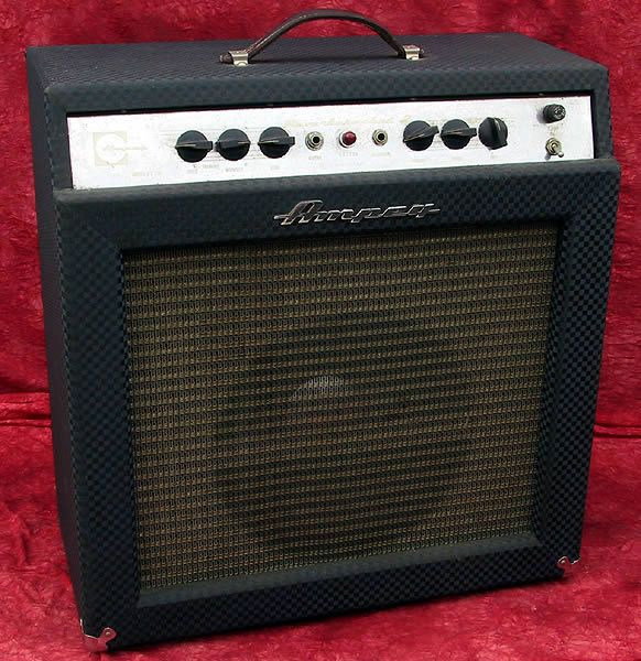 Hookup Ampeg Amps By Serial Number