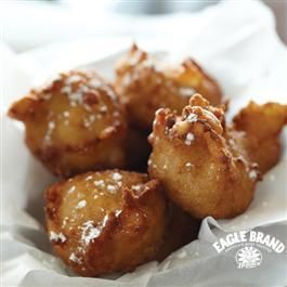 Banana Coconut Fritters - these look like they could be deadly ...