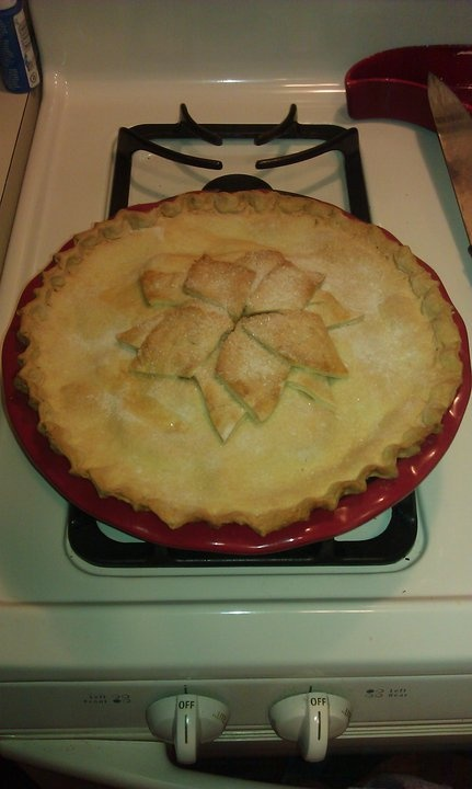 Scrumptious Apple Pie | Alison's Shuga Shack | Pinterest