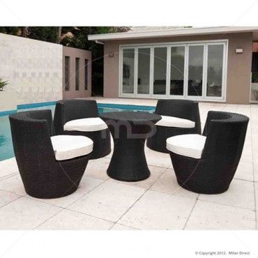 Black Wicker Outdoor Furniture Brisbane Outdoor Furniture