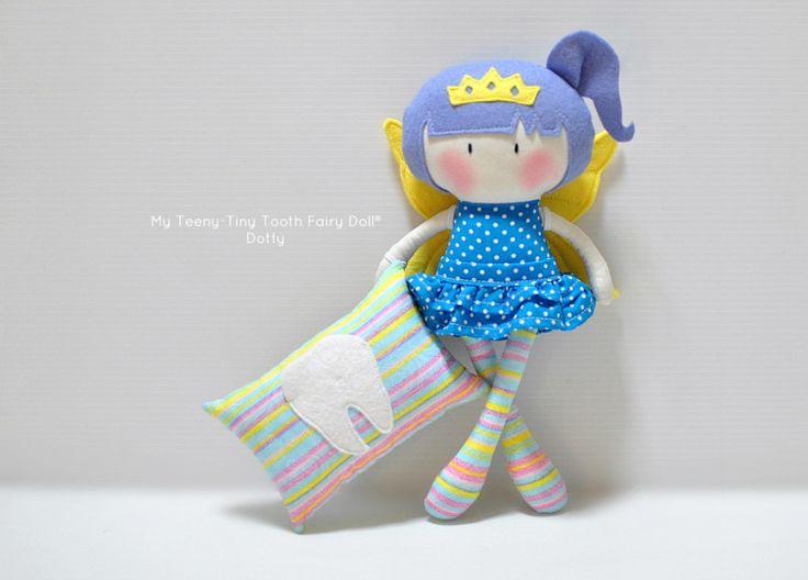 My Teeny-Tiny Tooth Fairy Doll® Dotty