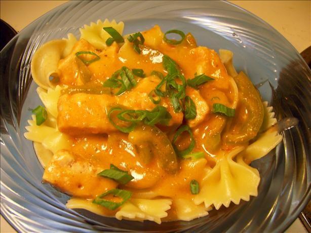 Slow-Cooker Cajun Chicken Pasta | Recipe