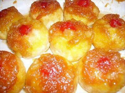 Pineapple upside down biscuits | Cakes | Pinterest