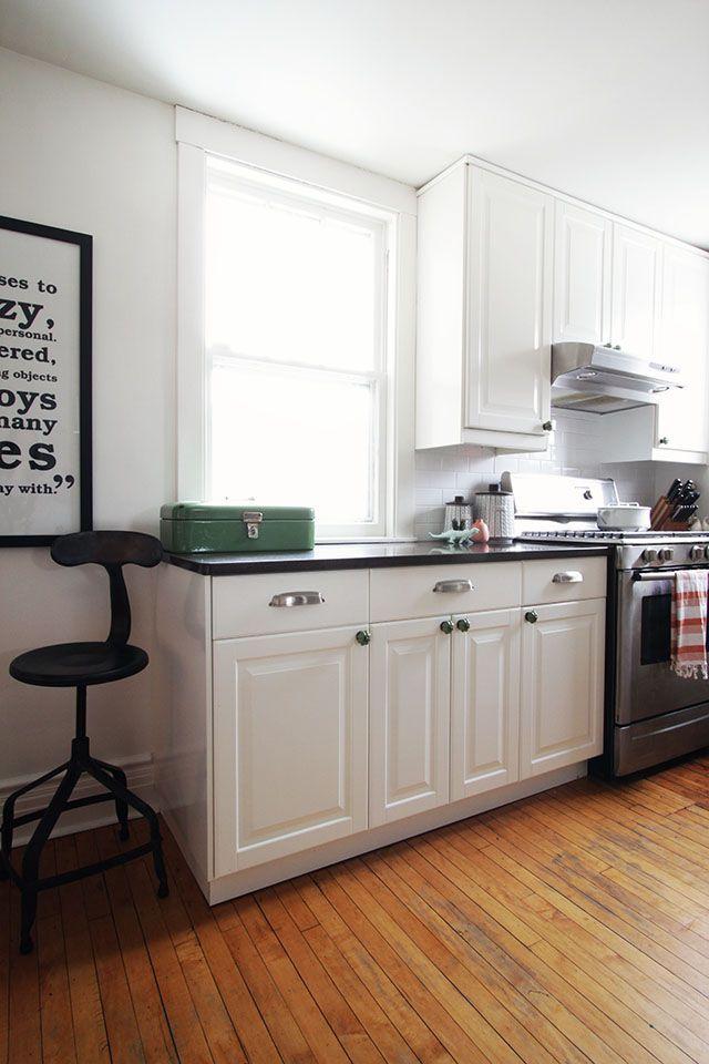 All White Kitchen Decorate Pinterest