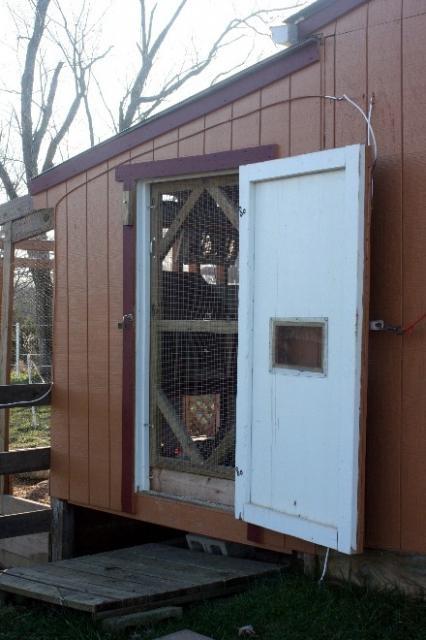 Learn Build Chicken Coop Chicken Coop Door Com