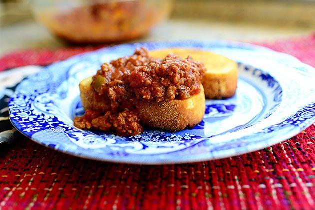 Italian Sloppy Joes | Recipe