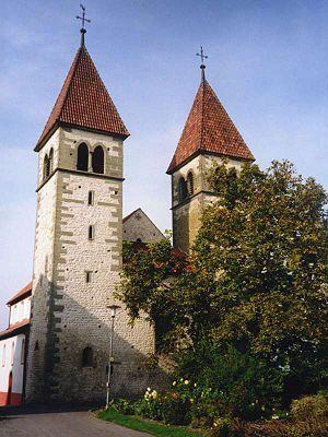 Reichenau Island Germany