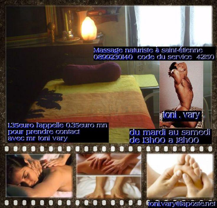 massage naturiste laval Saint-Étienne