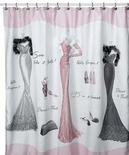 Shower Curtains For Teenage Girl