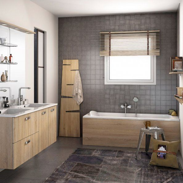 Aménager une salle de bains de 6 m2  Salles de bains / Bathrooms  P ...