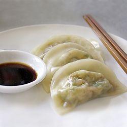 steamed vegetable dumplings | Yum! | Pinterest