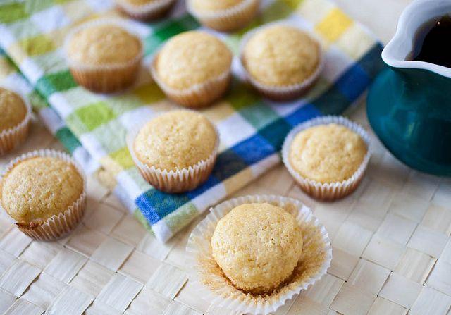 Honey Maple Cornbread Muffins | Sweet | Pinterest