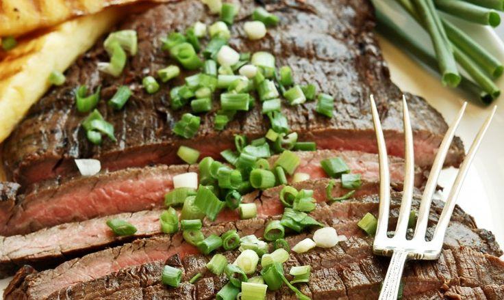 marinated flank steak marinated flank steak guinness marinated flank ...