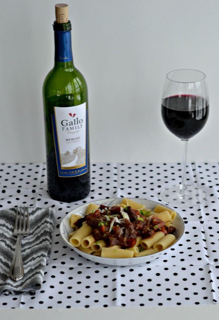 ... short rib ragu recipes dishmaps gnocchi poutine with short rib ragu