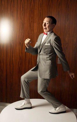 Pee Wee Herman Dancing to Tequila - Video Dailymotion